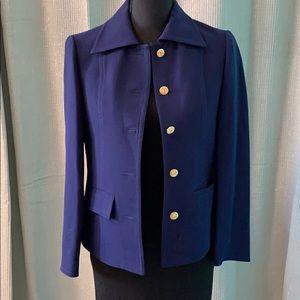 Vintage CC navy blue jacket. Excellent item.